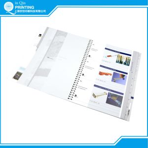 B/W Printing Wire Binding Manual Printing pictures & photos