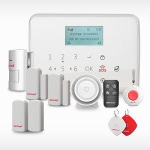 Wireless GSM Intruder Alarm with Smart APP pictures & photos