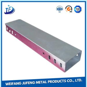 OEM Metal Box Fabrication Nickle Plating Stamping Hose and Cable Bridge pictures & photos