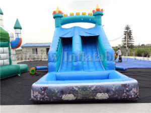 Hot Selling Inflatable Water Slide, Inflatable Ocean Slide for Kids and Adults pictures & photos