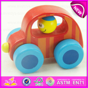 Small Wooden Cars for Kids Manual to Wooden Toys, Wholesale Cheap Wooden Small Car Toy for Sale W04A177A pictures & photos