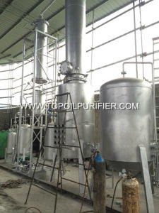 20 Tons Per Day Waste Motor Oil Oil Refinery Machine pictures & photos