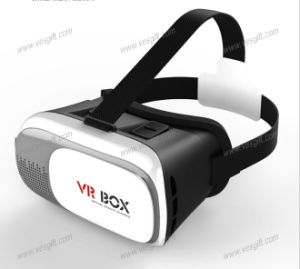 Hot Selling High Quality Real Virtual Google Cardboard Virtual Reality 3D Vr Box Glasses pictures & photos
