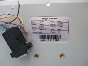860-960MHz Middle Long Range UHF RFID Reader for Parking Lot pictures & photos