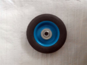 350-8 400-8 Wheelbarrow PU Foam Wheel pictures & photos