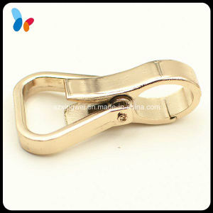 Hot Selling Plating Gold Color Metal Swivel Snap Hook pictures & photos