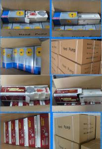 Rotary Manual Aluminum Drum Pump Fuel Transfer Hand Pump pictures & photos