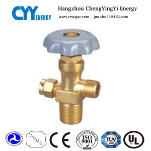 Cryogenic Oxygen Nitrogen Argon Safety Valve pictures & photos