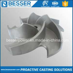 Stainelss Alloy Carbon Steel Metal Investment Precision Pump Casting