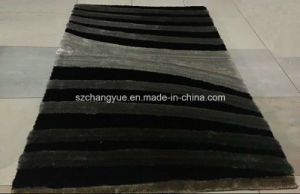 High Quality Polyester Modern Shaggy Carpets pictures & photos