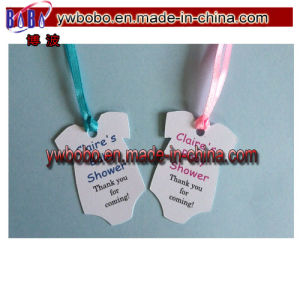 Baby Shower Christening Birthday Thank You Tags Onesies Labels (BO-2007) pictures & photos
