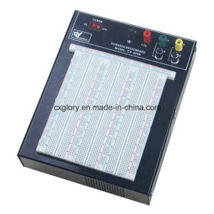 2390 Tie Point Power Solderless Breadboard pictures & photos