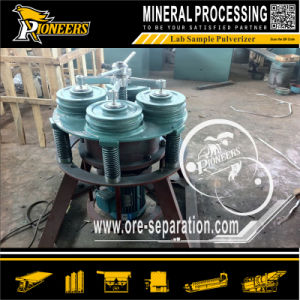 Sealed Micro Output Size Milling Lab Grinding Ore Sample Pulverizer pictures & photos