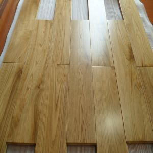 Household Wide Plank White Oak Hardwood Flooring pictures & photos