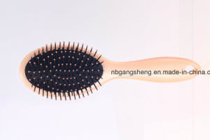 Cushion Hair Brush for Family and Salon Easy Use pictures & photos