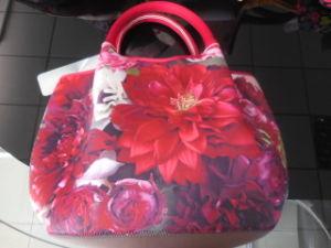 Women Beauty Celebrity Handbag Neoprene Tote Bag pictures & photos