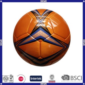Wholesale Cheap PU Leather Soccer Ball pictures & photos