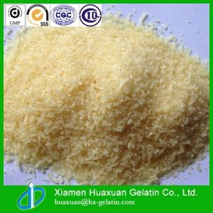 2016 Hot Sale Food Grade Bone Gelatin pictures & photos