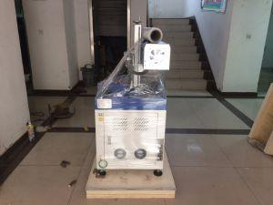 Portable 20W Fiber Laser Marking Machine pictures & photos