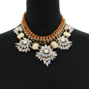 Fashion Elegant Vintage Flower Statement European Styles Necklace pictures & photos