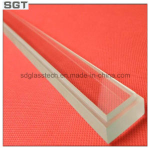 Toughened Low Iron Glass Sheet 4mm for Decoration pictures & photos