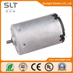 24V Brushing Pm Driving Excited DC Motor with Customized Size pictures & photos