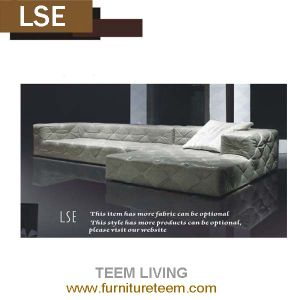 Ls-101f (R) -a Latest Design New Collection Solid Wood Luxury Hotel Sofa pictures & photos