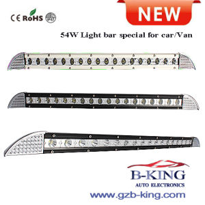 22.8 Inch IP67 9-32V DC 54watts CREE LED Light Bar Special for Car&Van pictures & photos