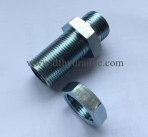 DIN Standard Metric Flat Seal Adapter pictures & photos