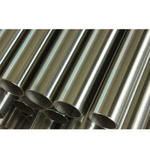 201 Stainless Steel Round Tube Round