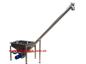 Rectangle Hopper Inclined Screw Feeder pictures & photos