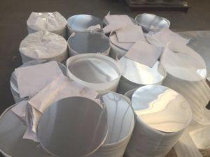 DC/Cc 1050/3003/1100/1070/3105 Aluminium Circle/Disc for Cookware/Untensile/Kitchen/Pan/Pot/Lamp pictures & photos