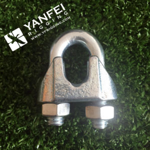 Us Type Drop Forged Wire Rope Clip, Clamp pictures & photos