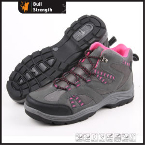 Women′s Outdoor Hiking Shoe with Synthetic Leather (SN5250) pictures & photos