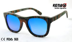Latest Fashion Wooden Sunglasses (Optical frame) CE. FDA. Kw026 pictures & photos