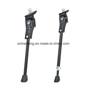 Alloy Adjustable Bicycle Central Kickstand for Bike (HKS-025) pictures & photos