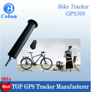 Mini GPS Bike Tracker for Bicycle 305, Anti-Theft GPS Bicycle Tracker pictures & photos