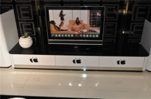Metal Side Cabinet Furniture Side Table TV Cabinet (DS-113) pictures & photos