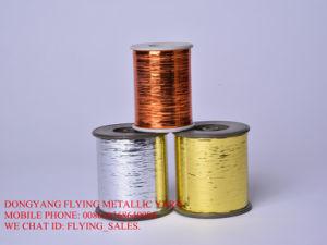 M-Type Metallic Yarn in 150grams/100grams Packing.