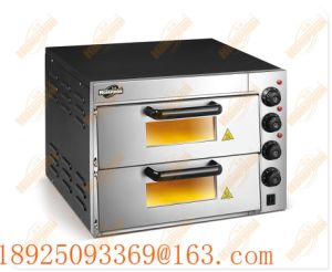 Bakery Equipment Double Layer Pizza Oven (PZ-2) pictures & photos