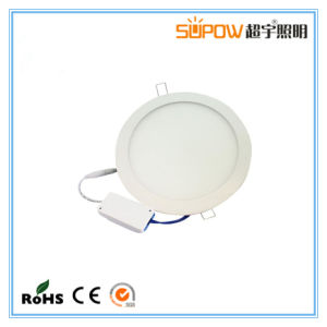 High Efficiency LED Panel Light with 200lm/W Dlc4.0 UL 3W pictures & photos