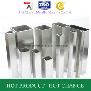 201, 304, 316 Welded Stainless Steel Tube pictures & photos