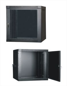 19′′ Single/One Section Wall Mount Cabinets Size 6u pictures & photos