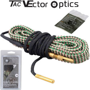 Wholesale Vector Optics Best Boresnake / Bore Snake...308 7.62mm Barrel Rifle Pistol Handgun Shot Gun Cleaning Cleaner Kit Maintenance with Bronze Brush Gun Oil pictures & photos