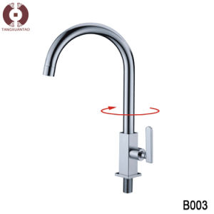 Hardware Sanitaryware Accessories Kitchen Basin Water Tap Faucet (B003) pictures & photos