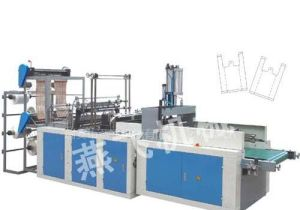 Small Plastic Bag Making Machine Price pictures & photos
