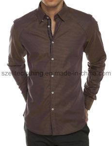Wholesale Design Men Formal Shirts (ELTDSJ-89) pictures & photos