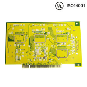Long Multilayer PCB 120*680mm Immersion Gold pictures & photos