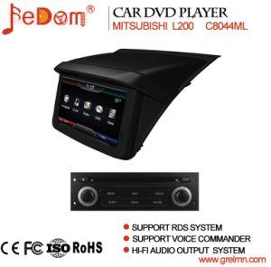 Auto DVD Player for Mitsubishi L200/Triton/Pajero/Sport