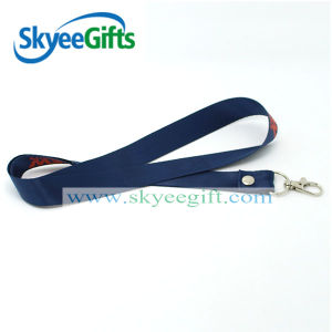 Custom Woven Promotion Gift Key Holder Neck Strap pictures & photos
